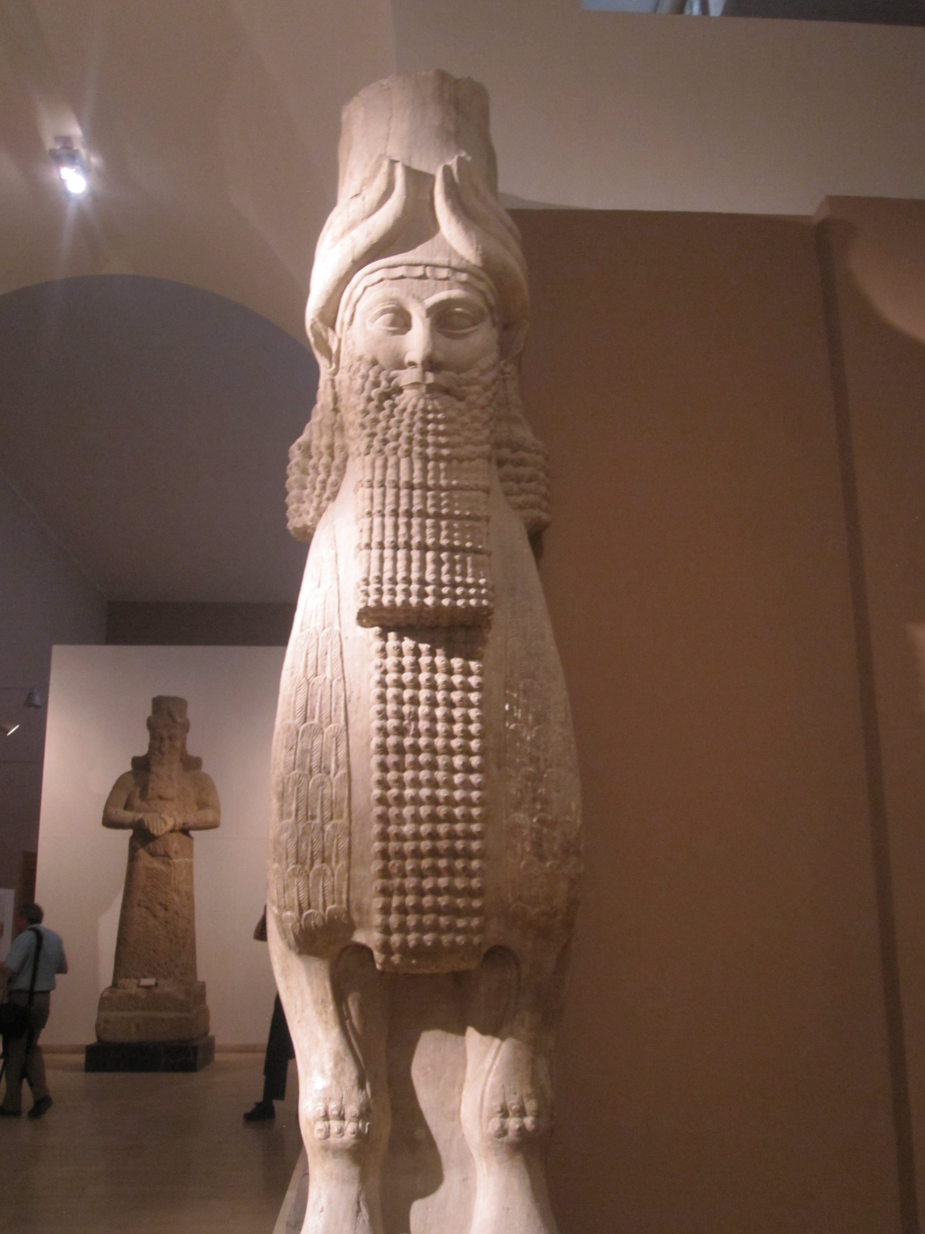 Straight out of Nimrud